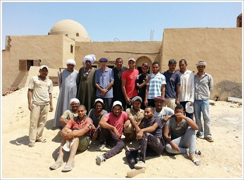 Tarek Waly Center Luxor Team, © Tarek Waly