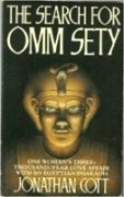 Cott, Jonathan: The Search for Omm Sety, Arrow Books, 1989