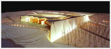 (c)GEM Grand Egyptian Museum - Modell