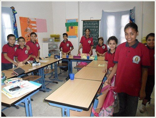 Internationale Deutsche Schule Luxor - 3. Klasse