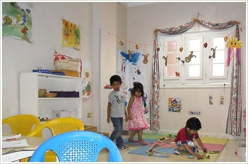Internationale Deutsche Schule Luxor - Kindergarten