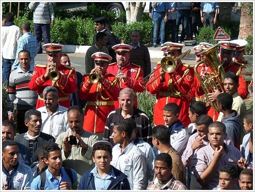 "Feier des ""Luxor National Day"""
