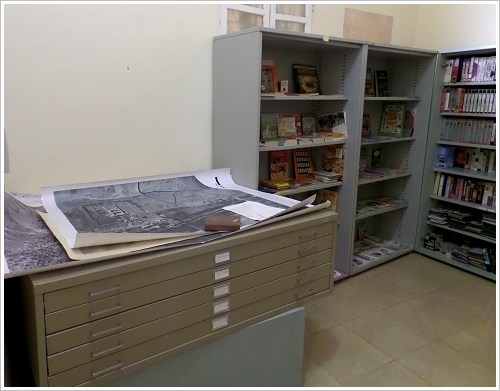 Bibliohek des Theban Mapping Project, Luxor Westbank