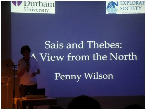 2. South Asasif Conservation Project Conference - Penelope Wilson