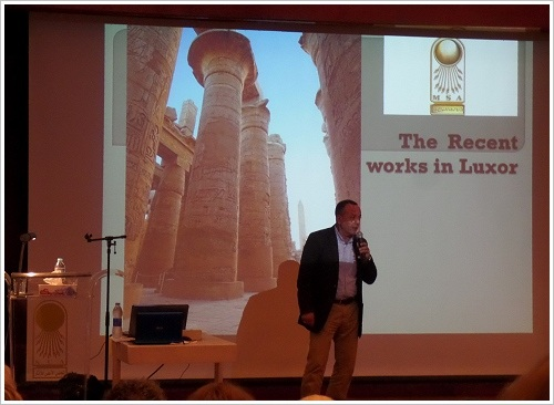 2. South Asasif Conservation Project Conference - Mostafa Waziry