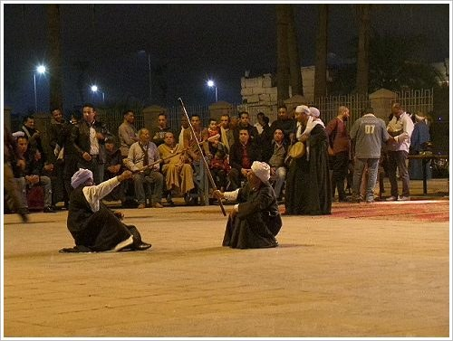 8. National Festival of Tahtib, Luxor Eastbank